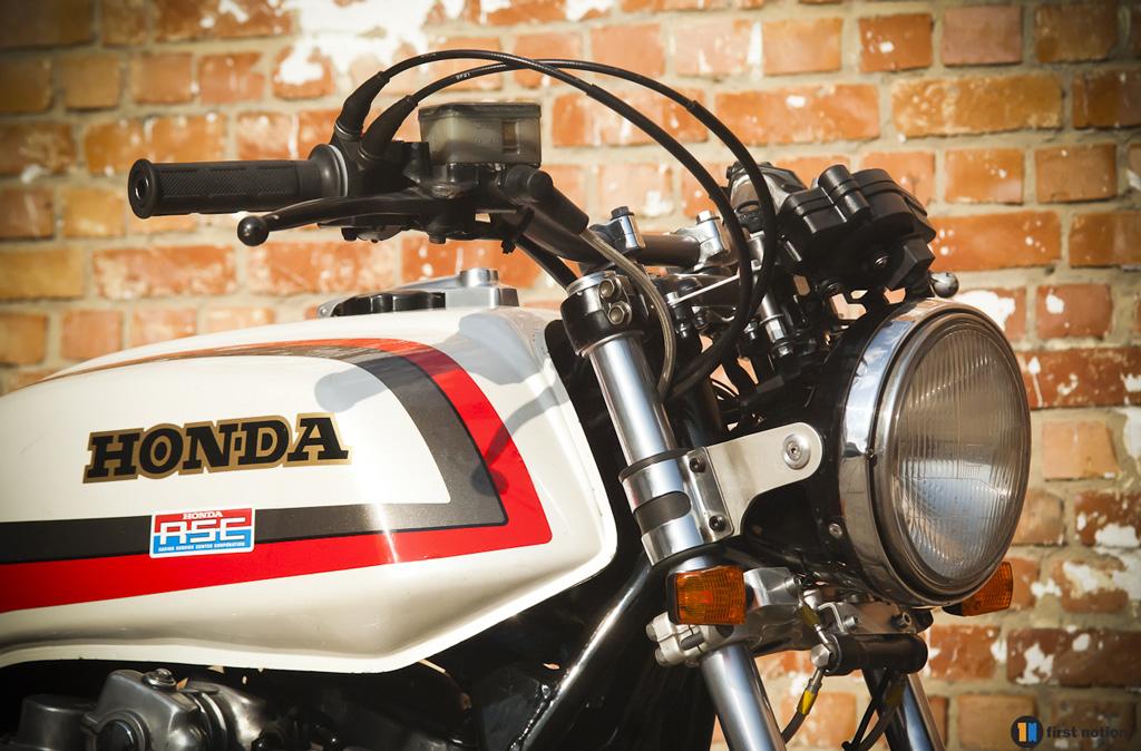 "Honda CB 750 ""Pearly Spencer"", a true Freddie Spencer classic"
