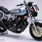 Freddie Spencer Honda CB750F based classic superbike